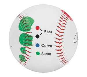 Baseball Pitching Grip Trainer – Easy Color Codes to Learn Multiple Pitch Grips