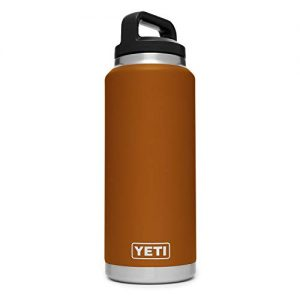 YETI Rambler 36 oz Bottle, Vacuum Insulated, Stainless Steel with TripleHaul Cap