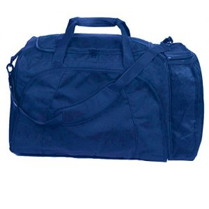 Champion Sports Football Equipment Bag (Royal Blue)