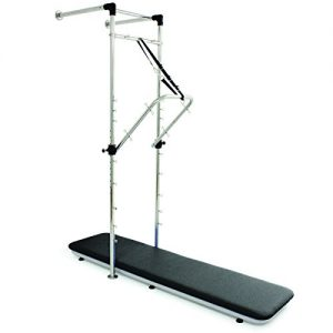 3B Scientific Stark Pilates Wall Unit, Black