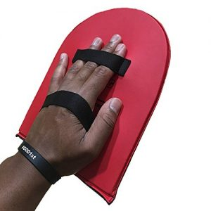 OFF HAND Shooting Aid by Ball Hog Gloves (Basketball Training Aid)