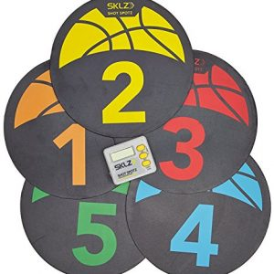 SKLZ Shot Spotz – Basketball Training Markers